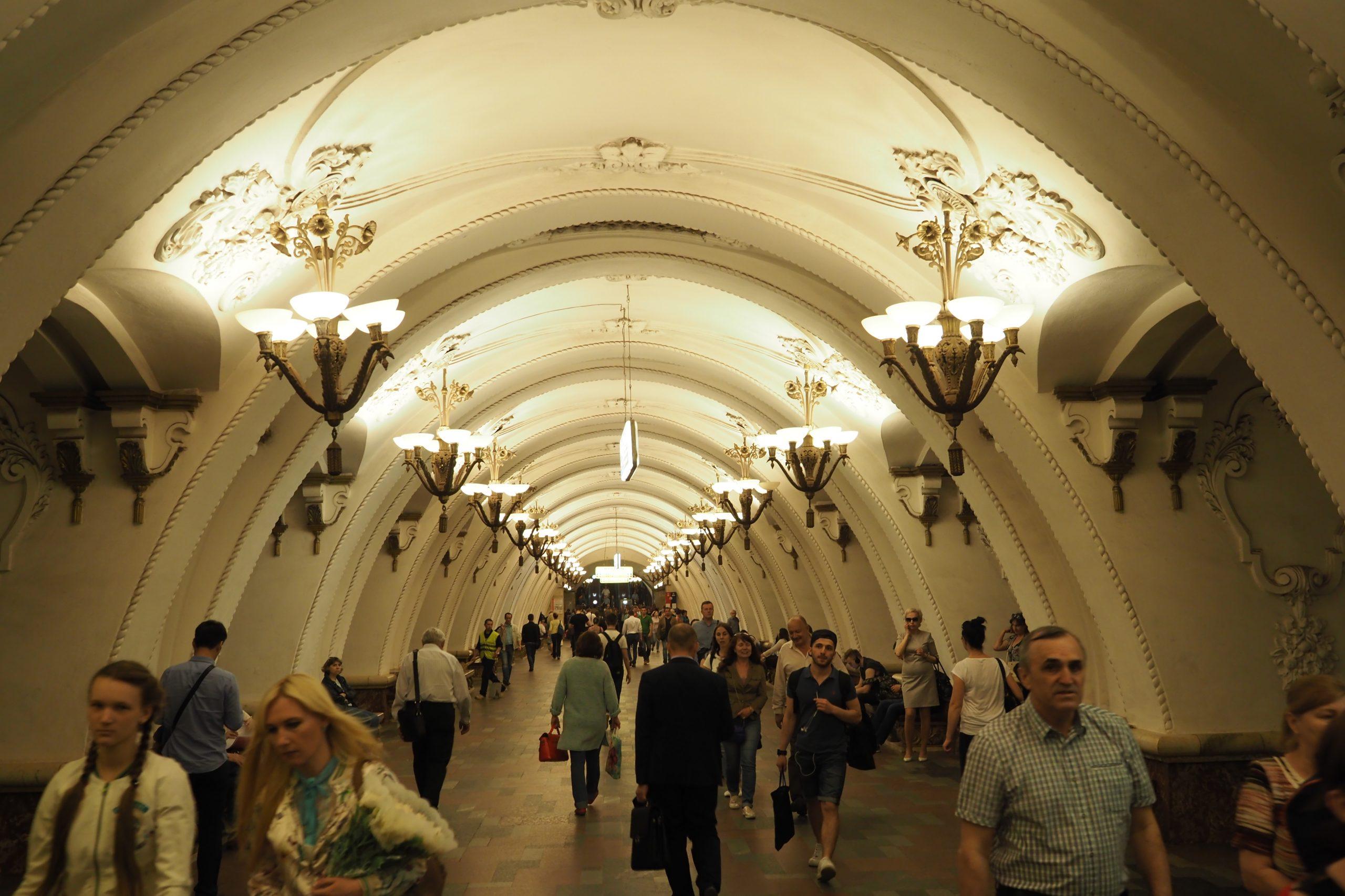 Московский метрополитен начал тестирование Face Pay с участием пассажиров