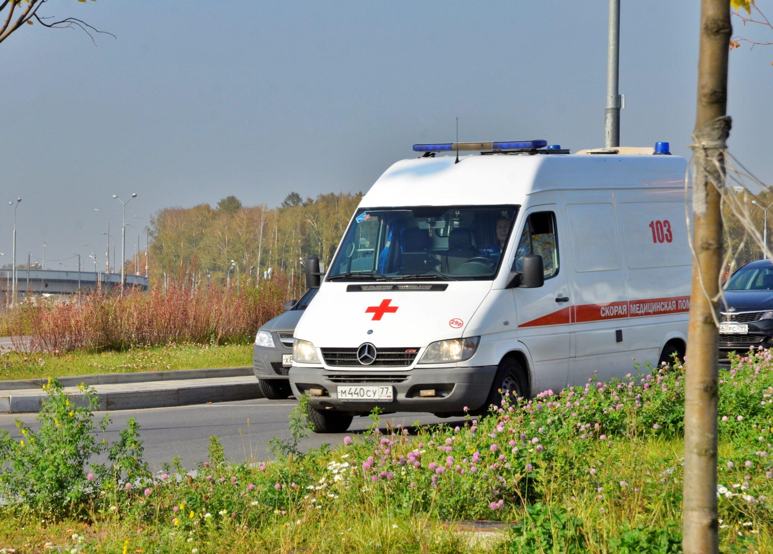 Оперштаб сообщил о новых 2235 случаях заражения COVID-19 в Москве