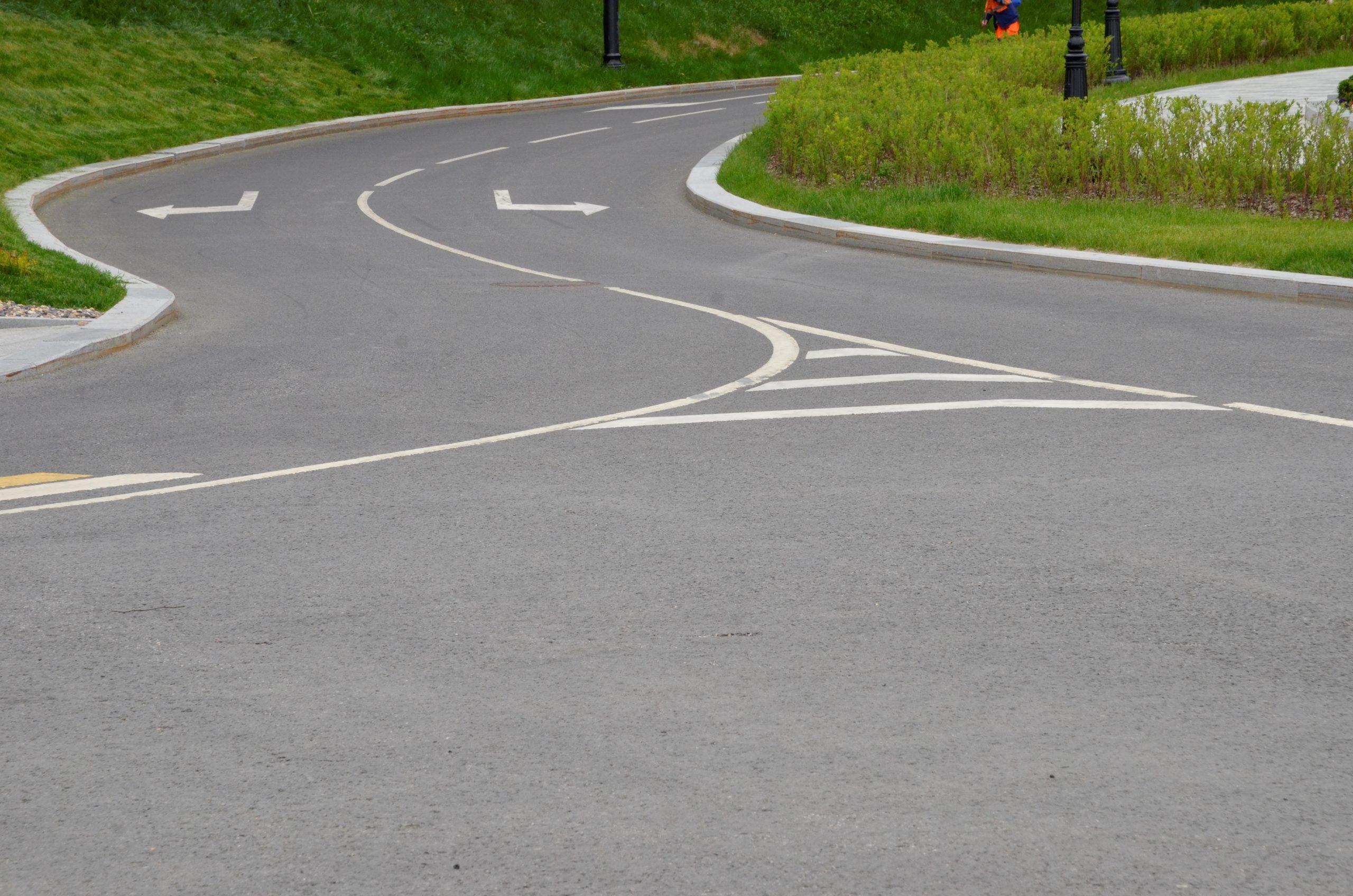 Две крупные магистрали объединят путепроводы