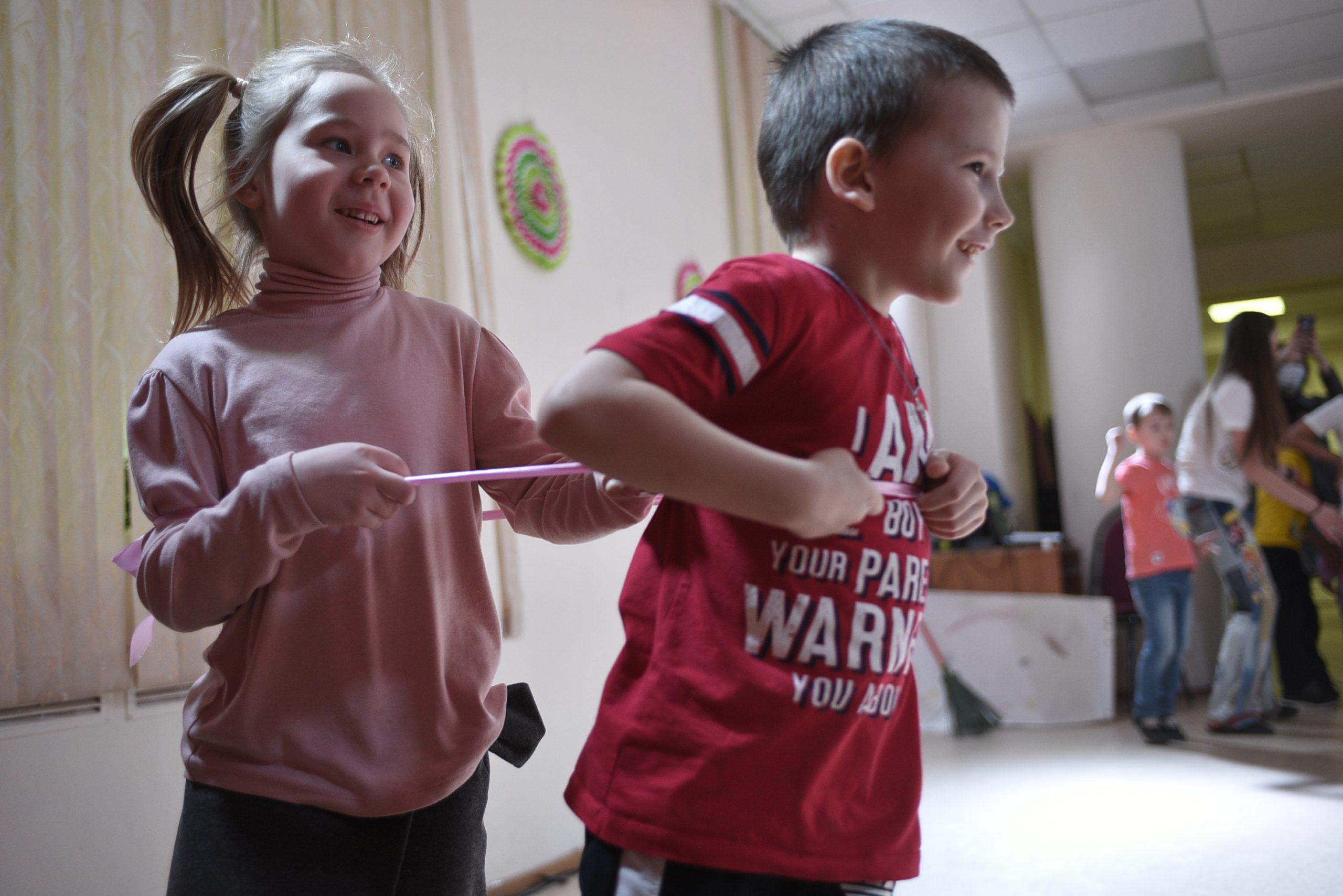Интерактивная программа состоялась в Доме культуры «Солнечный» поселка Курилово