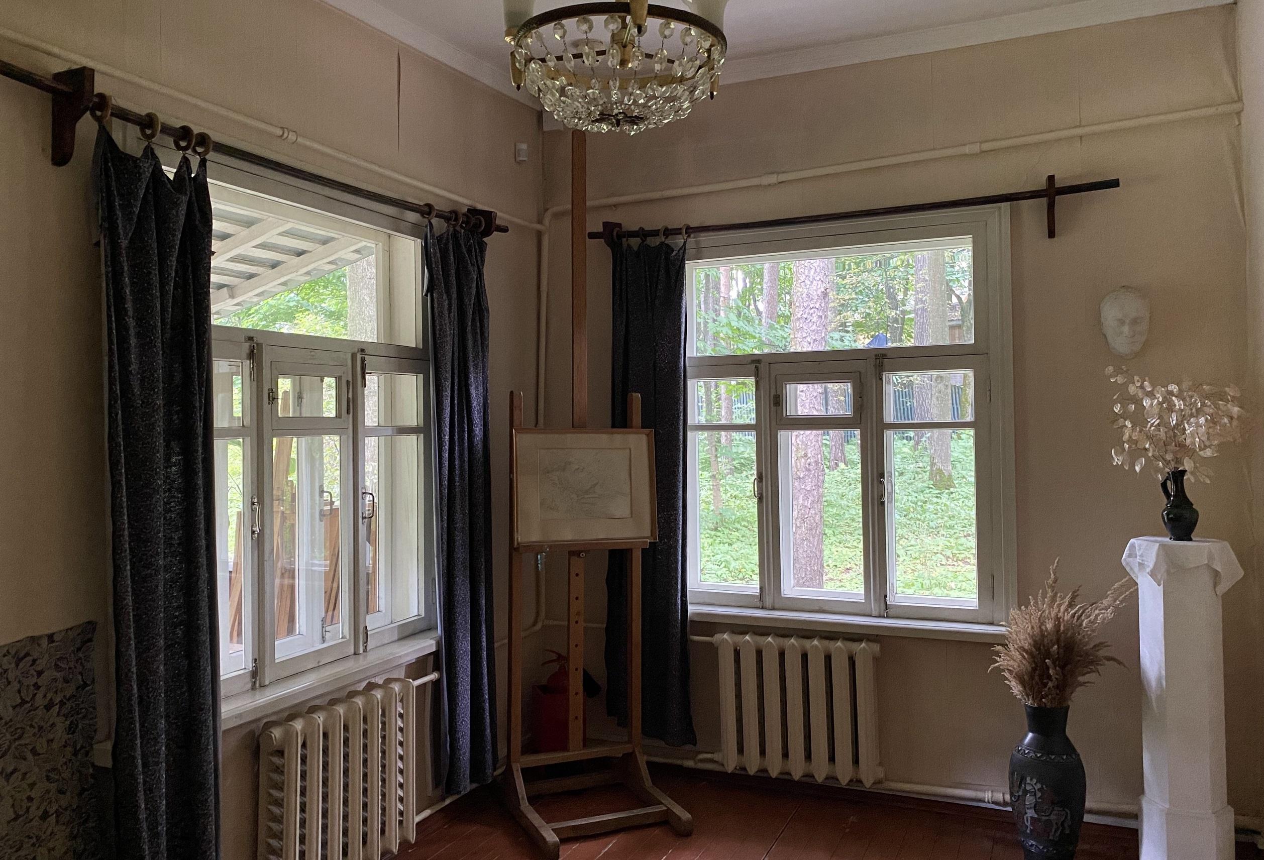 Встреча с Кириллом Арбузовым прошла в Доме-музее Бориса Пастернака