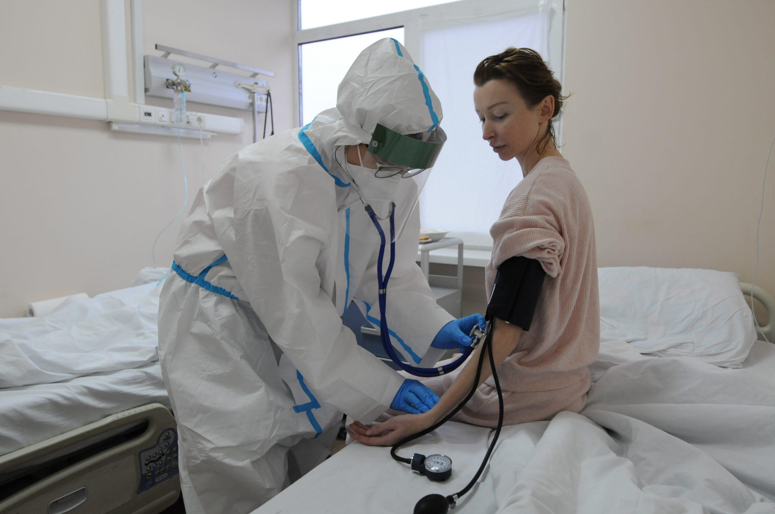 Статистику по коронавирусу опубликовали представители Оперативного штаба