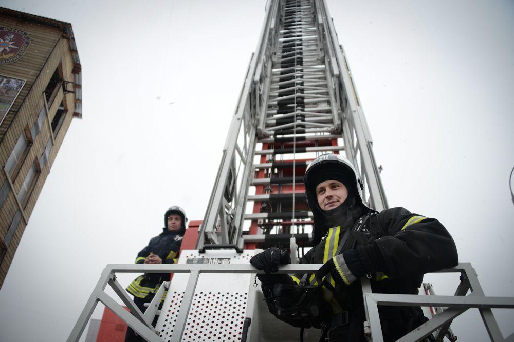 Новое пожарное депо начнет работать в поселении Краснопахорское