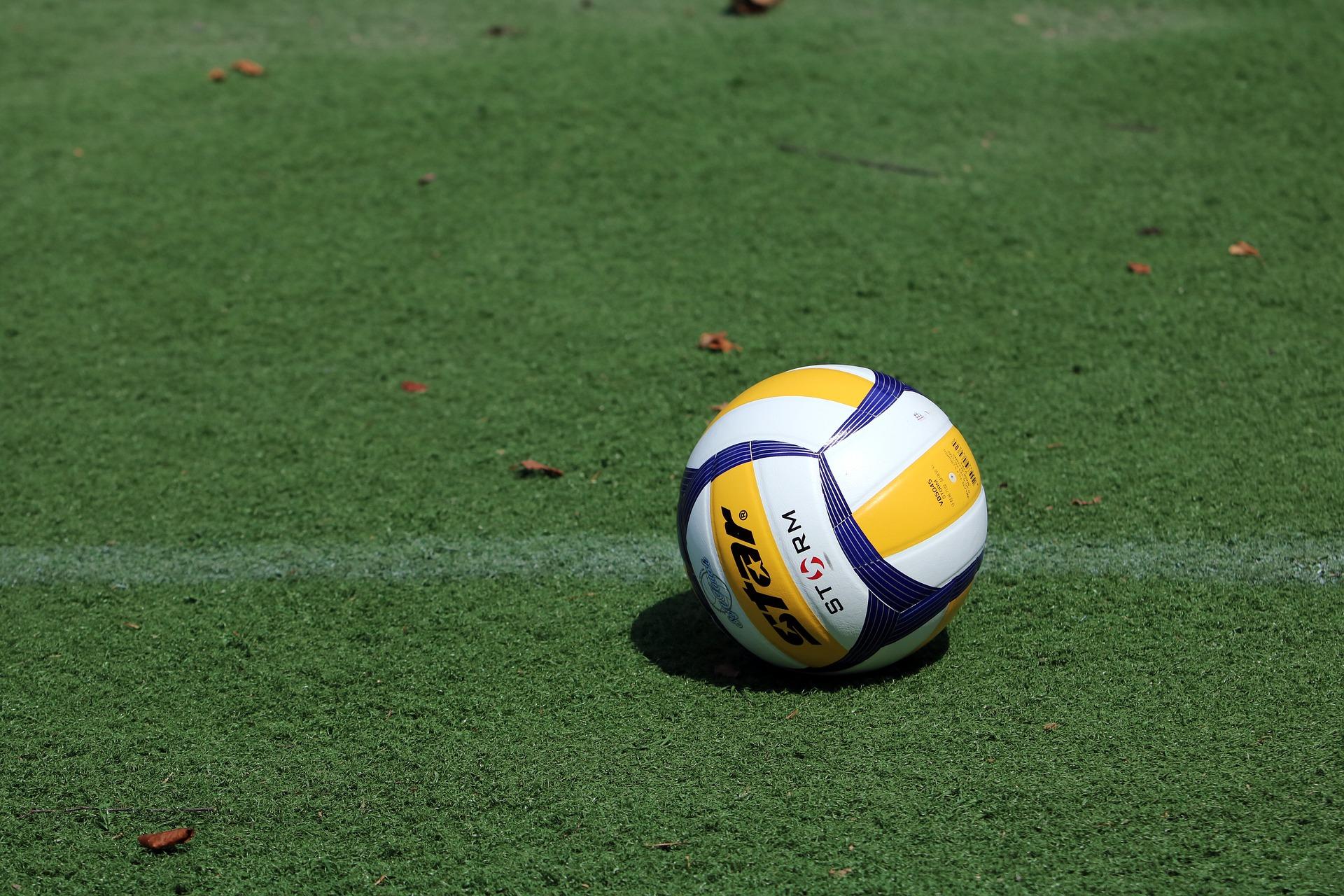 Волейболисты из Кокошкино приняли участие в тренировочных играх