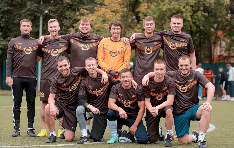Футболисты из Кокошкино вышли в плей-офф Открытого летного кубка Urban Cup