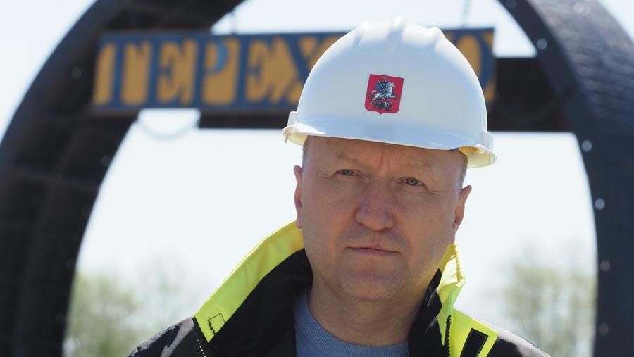 Андрей Бочкарев: Началось благоустройство территории от станции метро «Сокольники» до парка