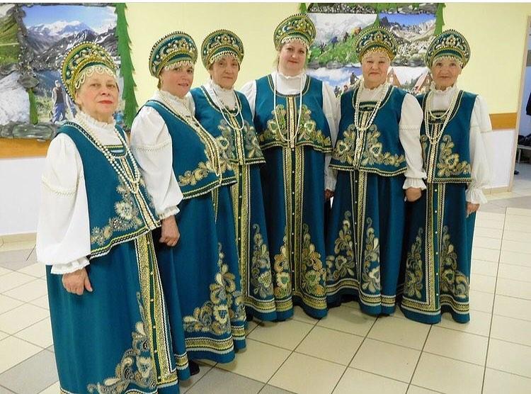Ансамбль «Родные напевы» поселения Кокошкино выступил на концерте в честь Дня города
