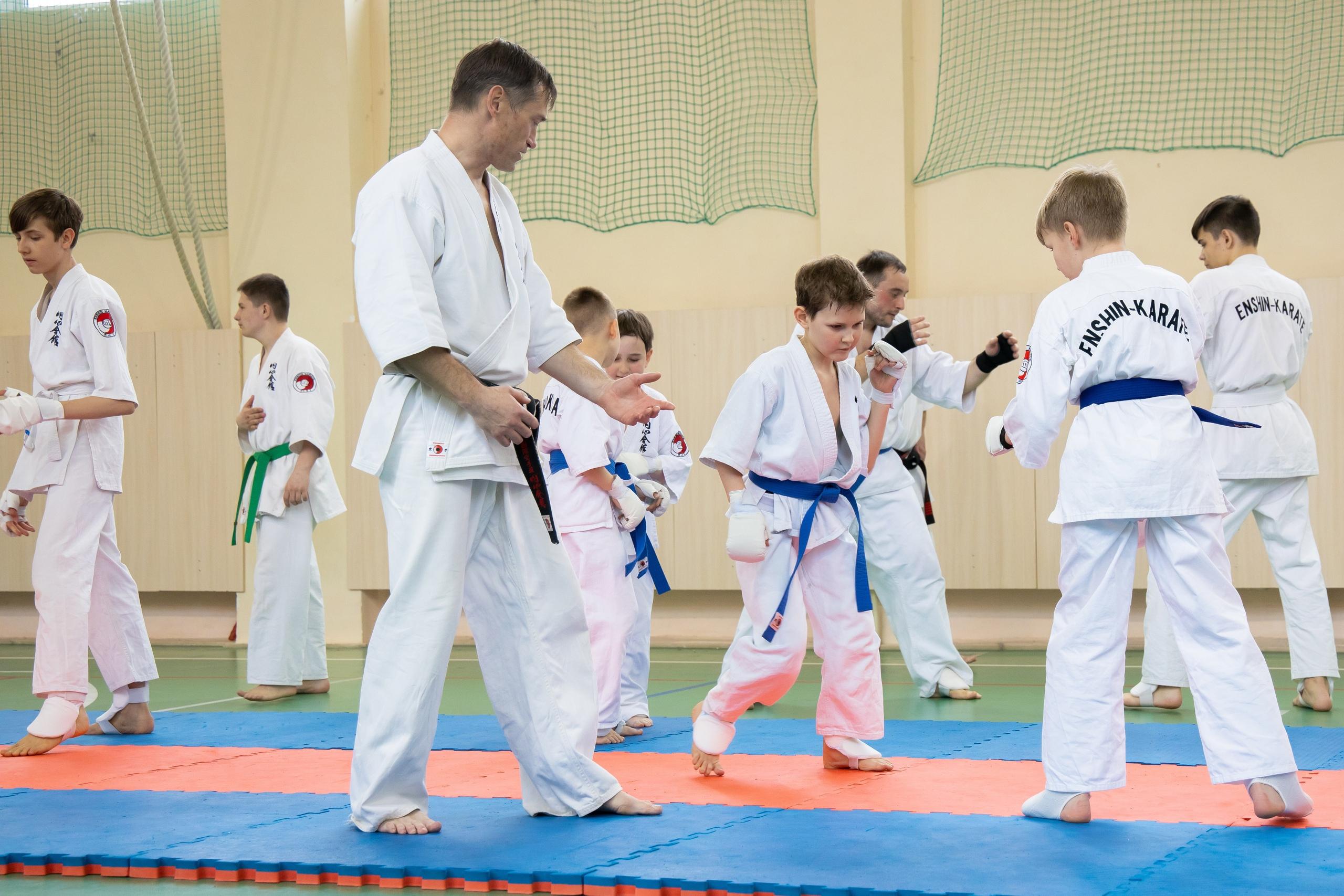 Спортсмены поселения Первомайское приступили к тренировочному сезону