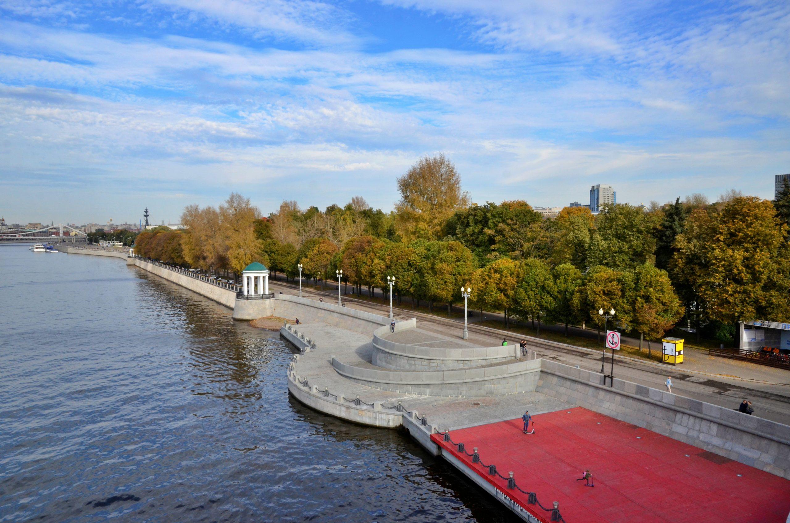 Жителей столицы ожидает прохладная погода в Москве