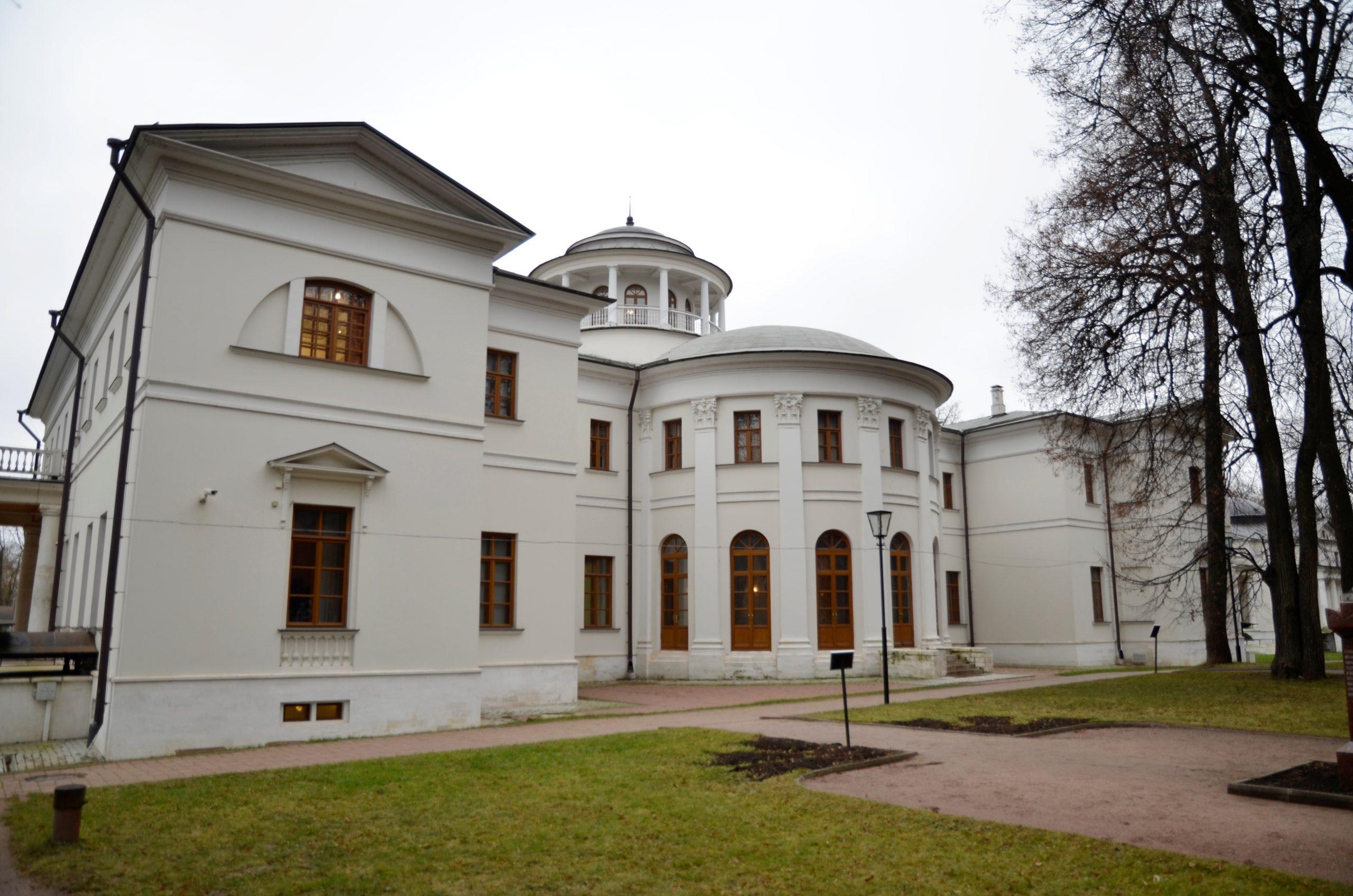 Музыкально-поэтическая программа прошла в музее-усадьбе «Остафьево»