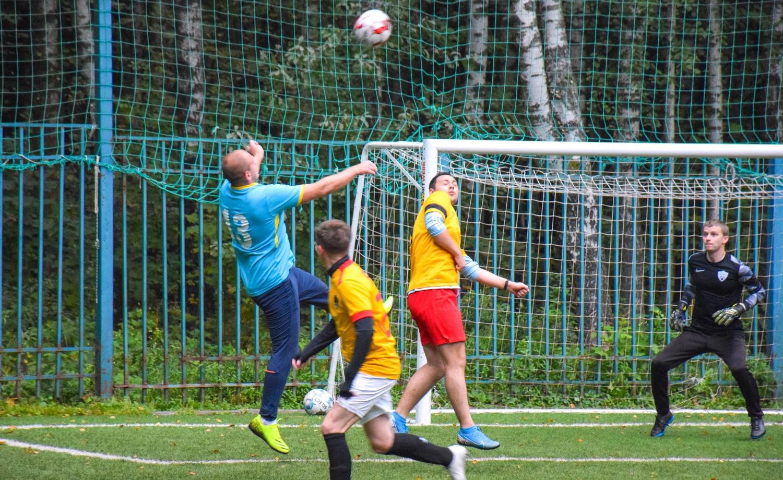 Финальные матчи Кубка Лиги Внуковского прошли в поселении