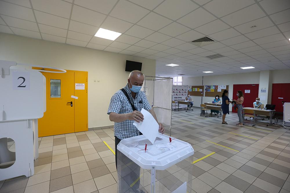 В Общественном штабе заявили об отсутствии нарушений на выборах в Москве