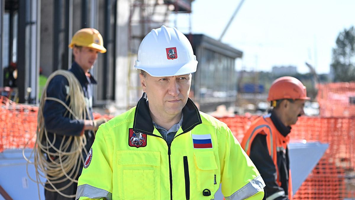 Бочкарёв: Работу каждой новой станции БКЛ метро обеспечивают более 50 инженерных систем