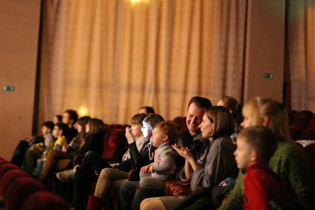 Показ спектакля прошел в Культурном центре «Ватутинки» поселения Десеновское