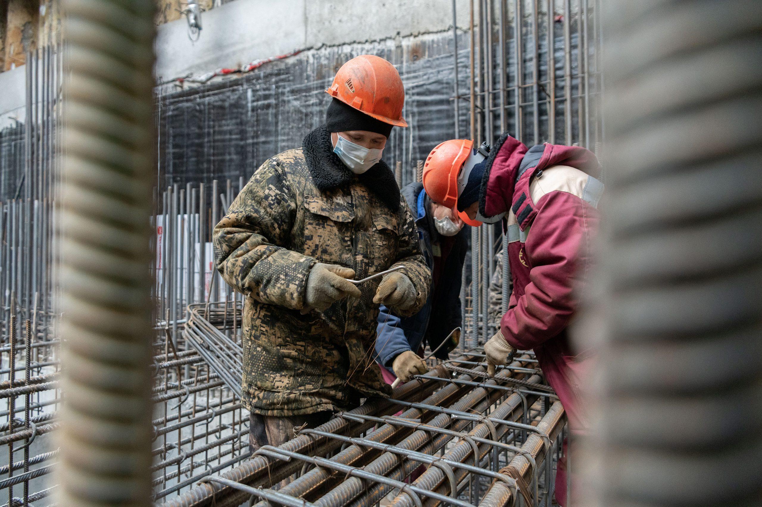 Интересные подробности о строительстве Большой кольцевой линии рассказали жителям Москвы