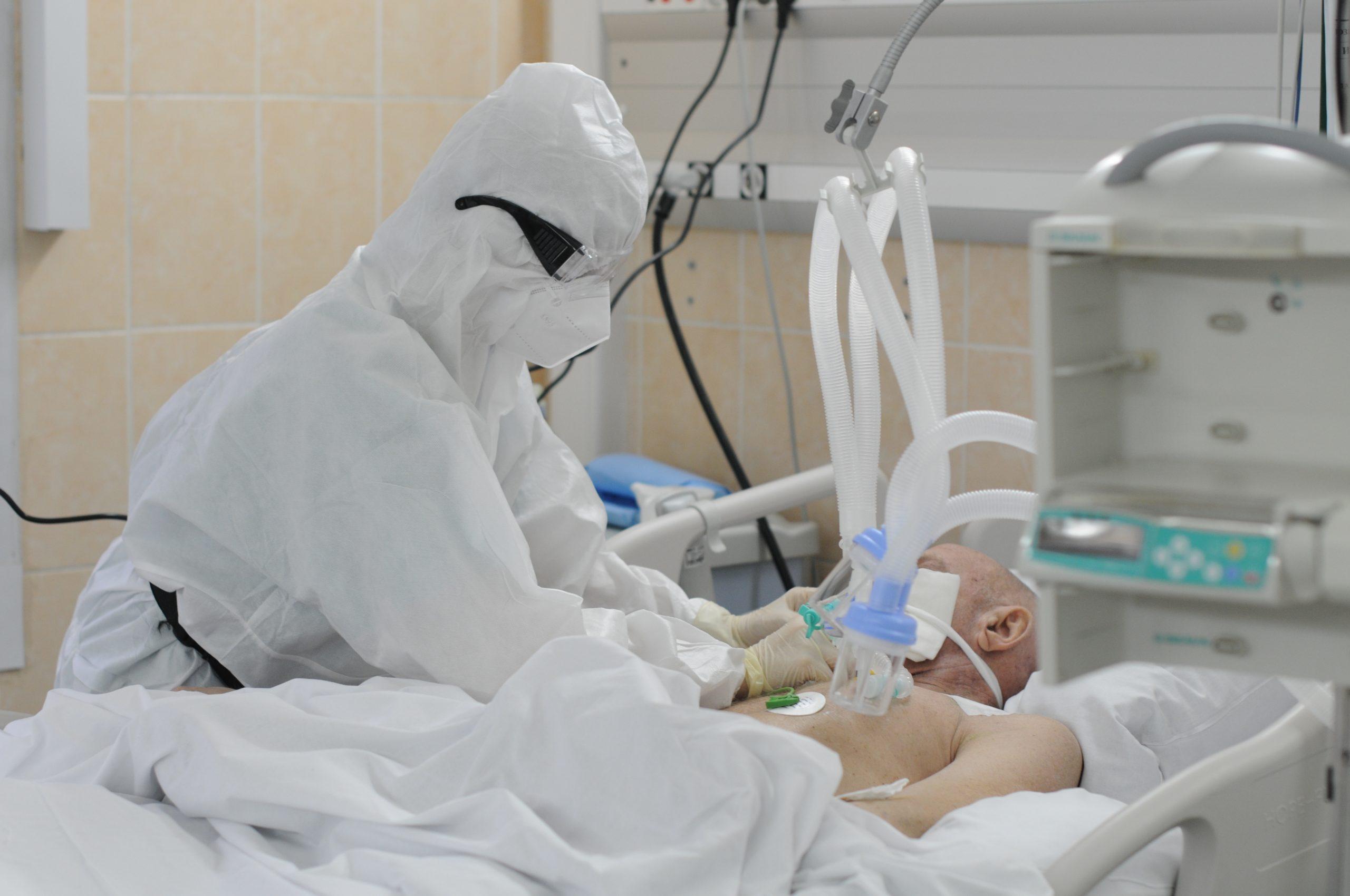 За 24 часа в Москве эксперты обнаружили 5 404 новых случая коронавирусной инфекции