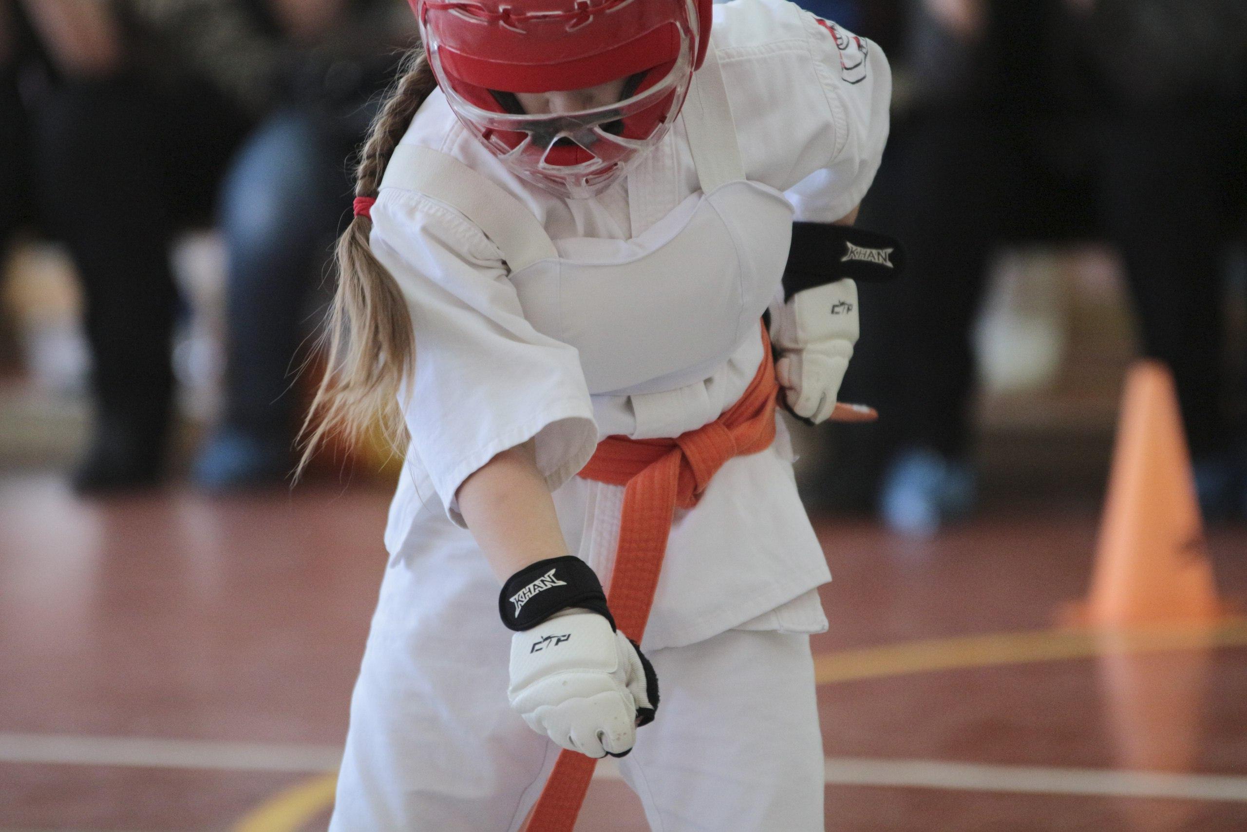 Сотрудники клуба боевых искусств «Будзин» провели тренировку в рамках подготовки к соревнованиям