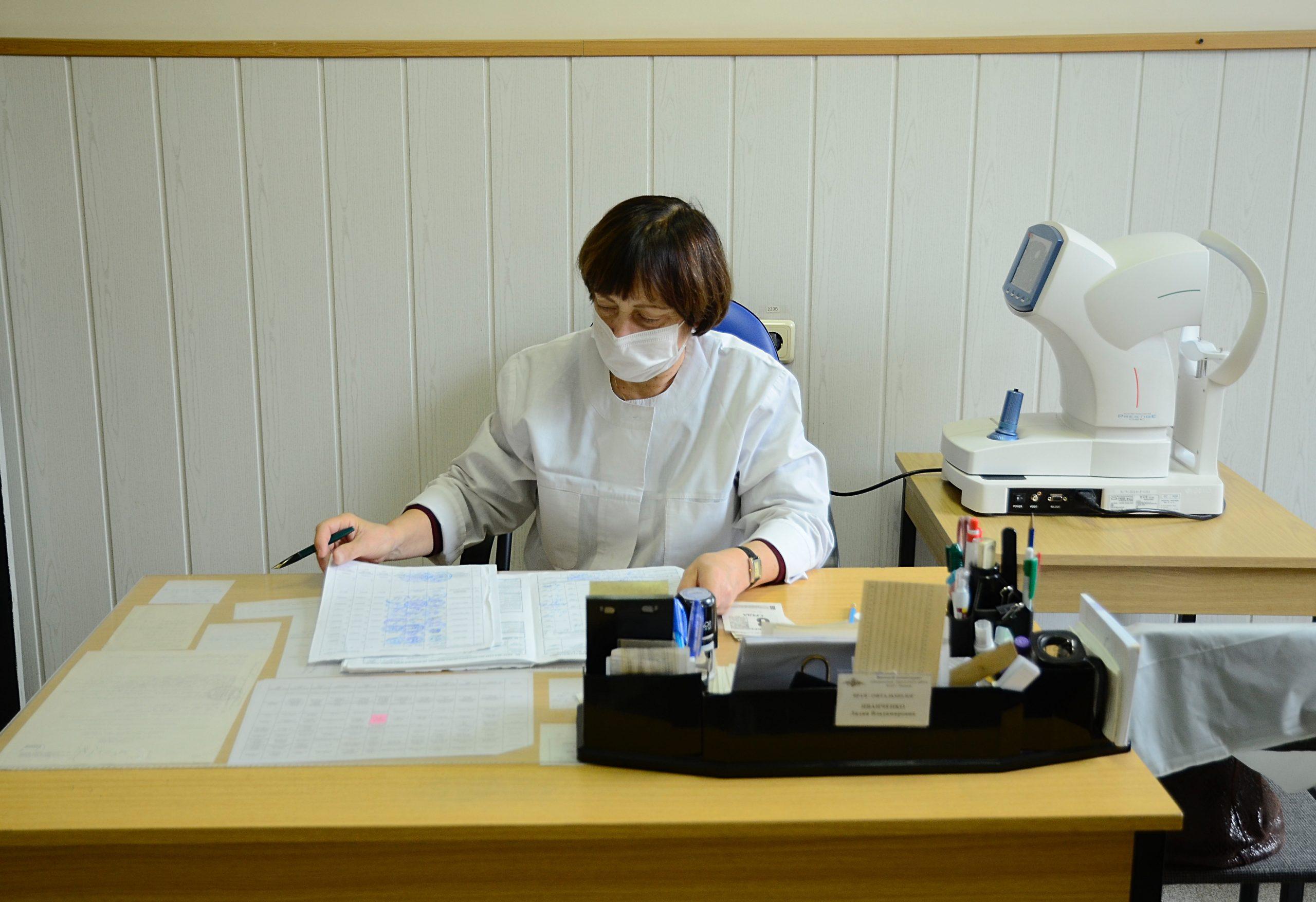 Капитальный ремонт поликлиник организовали на севере Москвы
