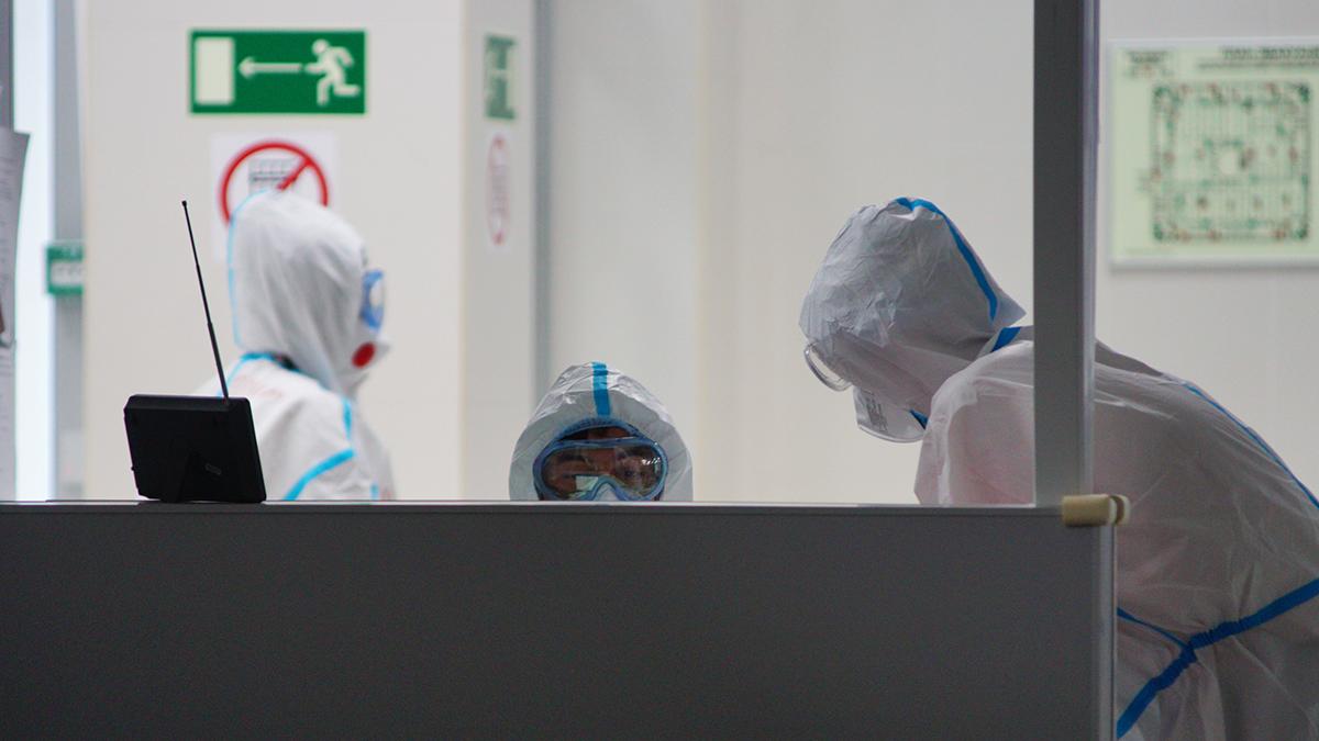 Новые данные о случаях заражения, выздоровления и смертности от коронавирусной инфекции представили москвичам
