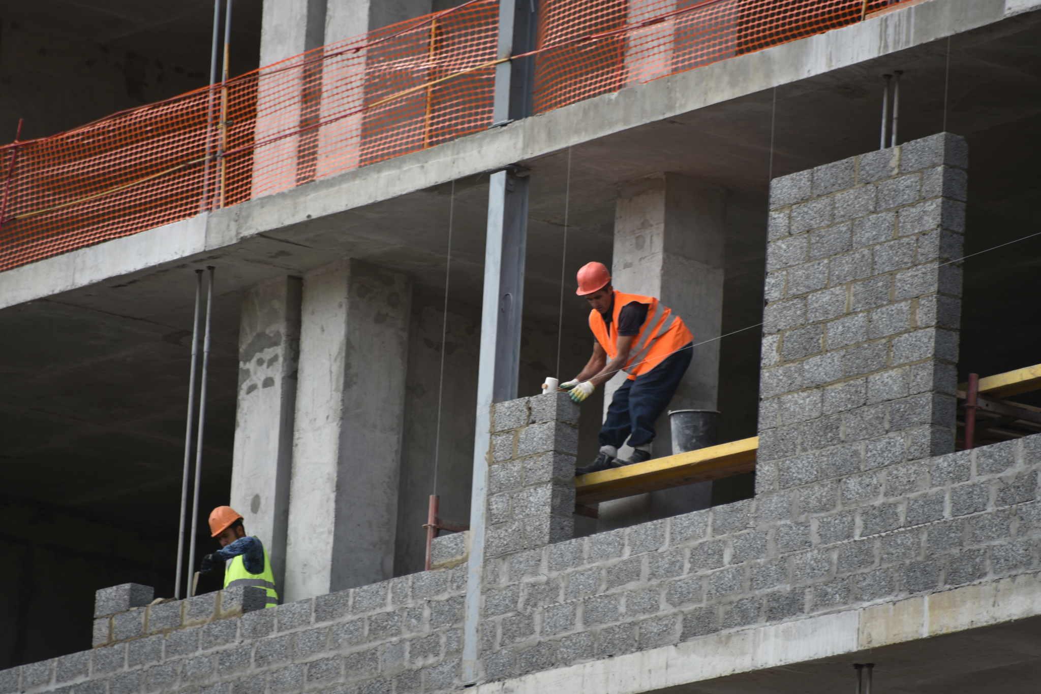 Завершается строительство амбулаторного корпуса больницы в Коммунарке
