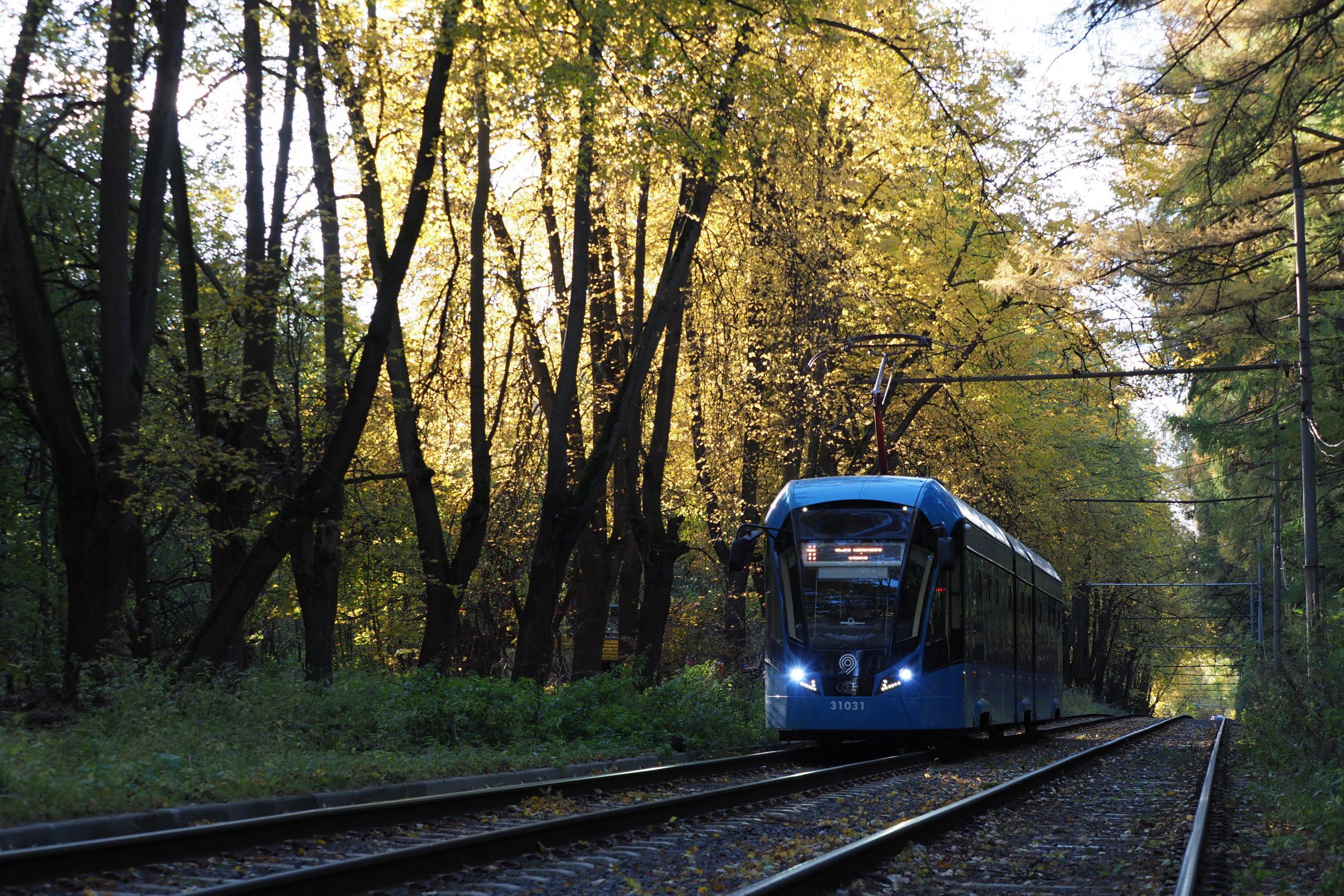 Трамвайная система Москвы завоевала премию Global Light Rail Awards