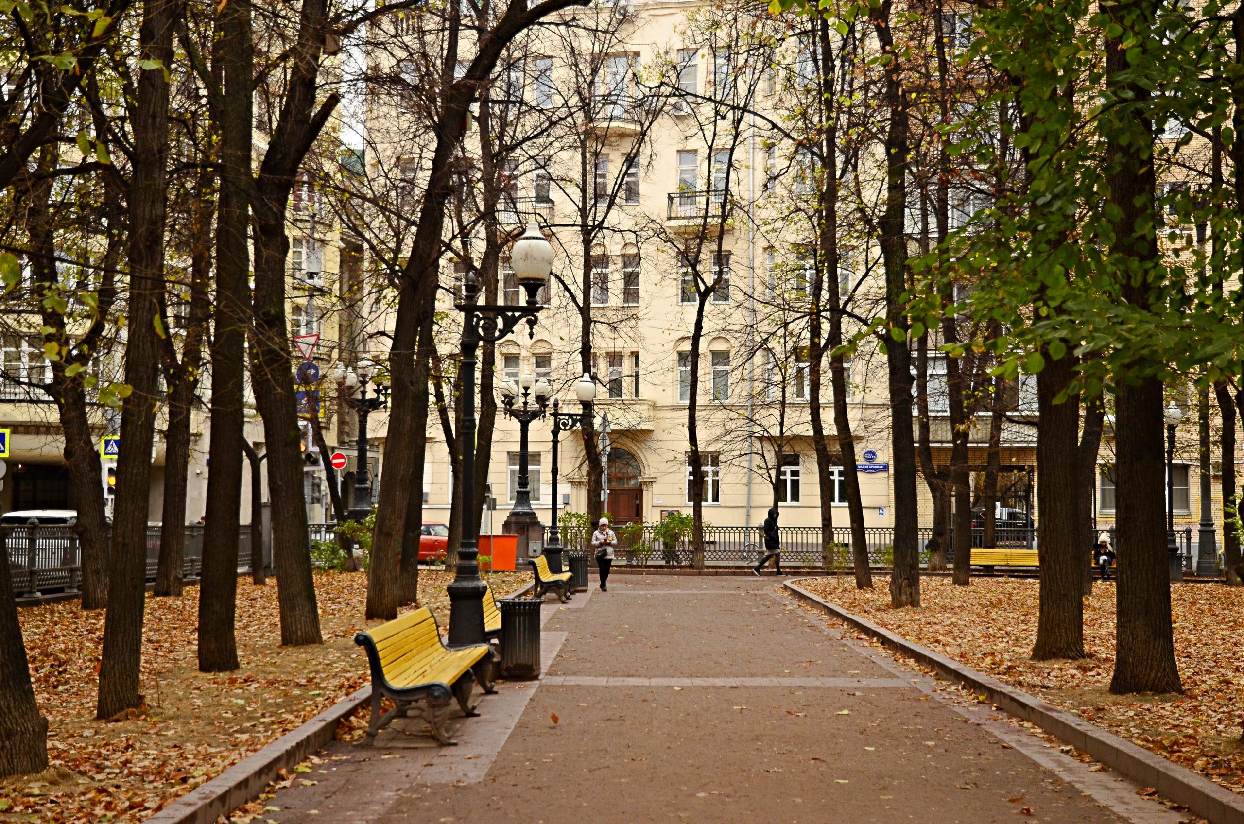 Жителям Москвы и Подмосковья рассказали о погоде на воскресенье