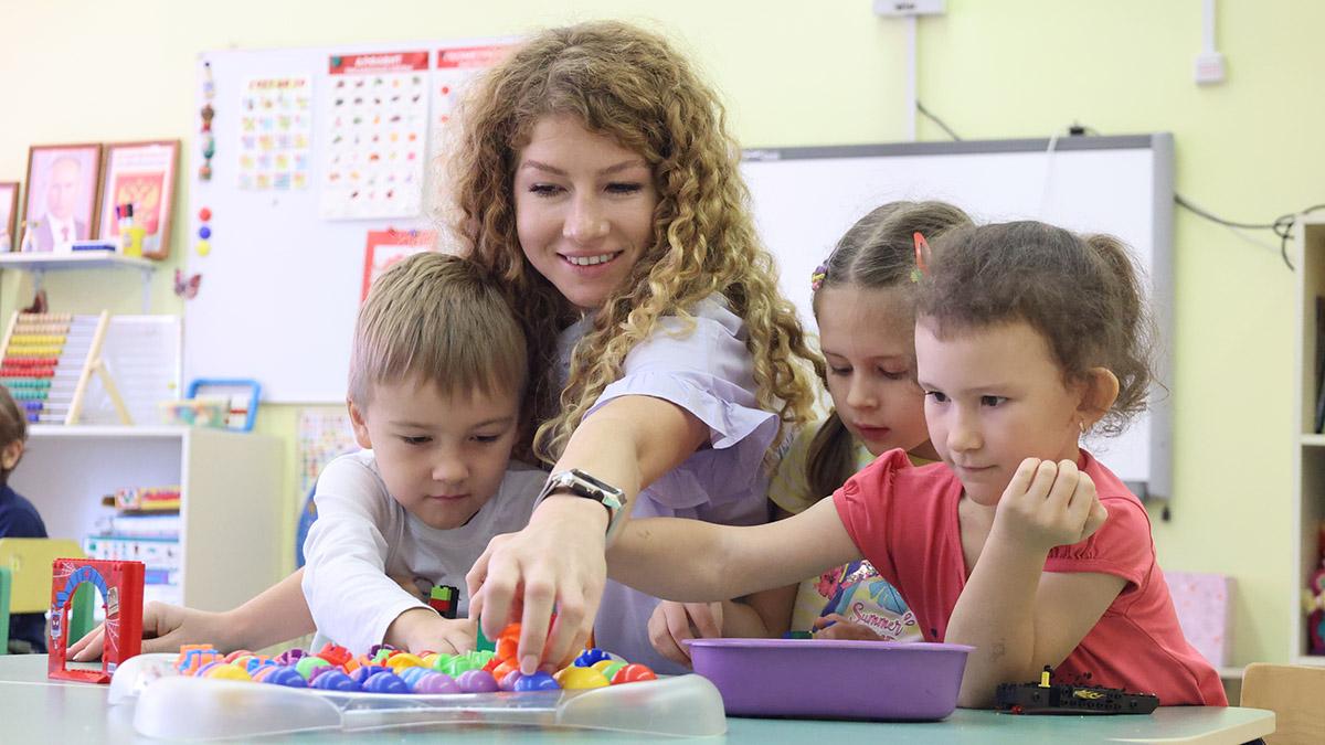 Детский сад появится в поселении Десеновское
