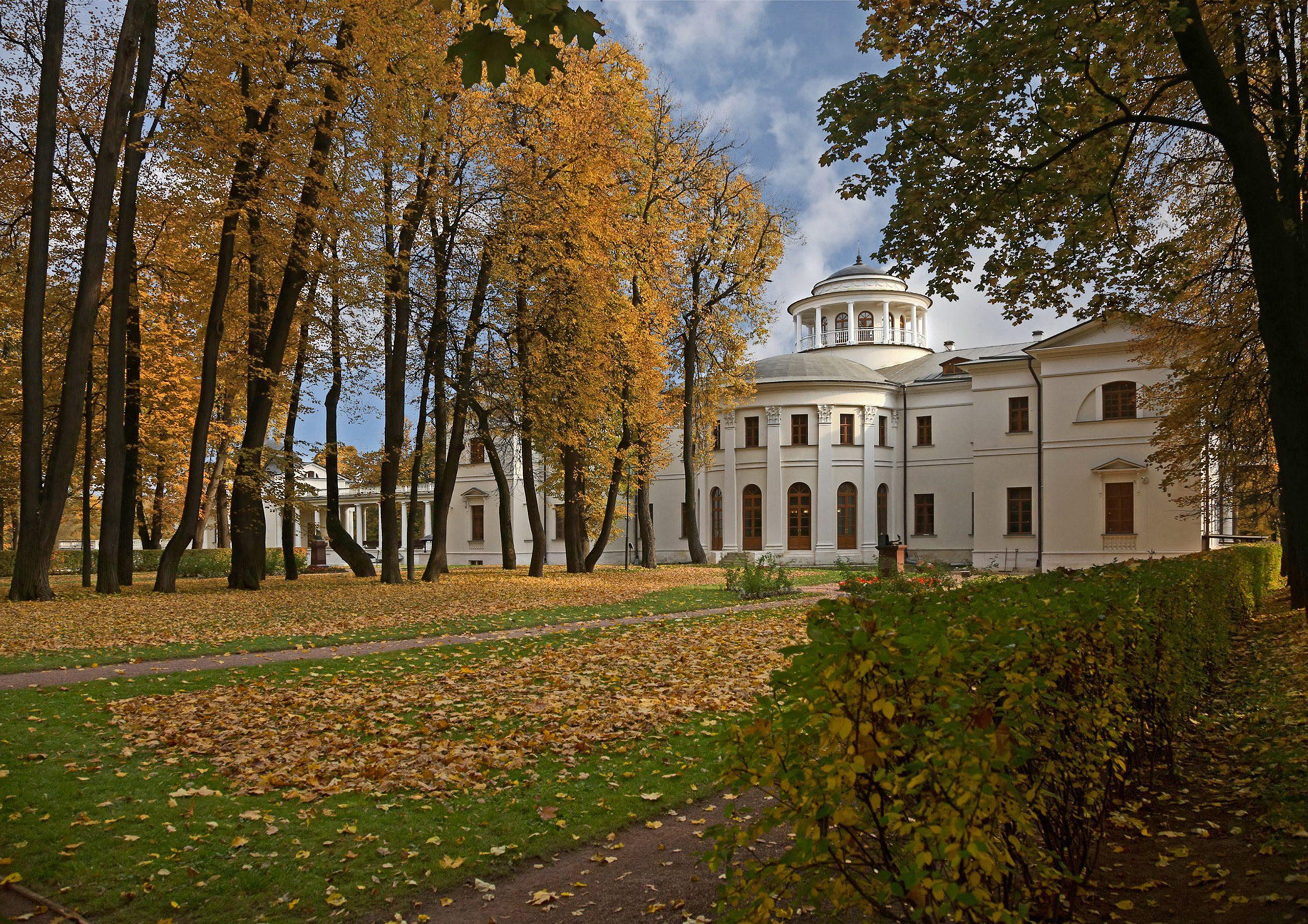 Осенний лекторий пройдет в музее-усадьбе «Остафьево» — «Русский Парнас» поселения Рязановское