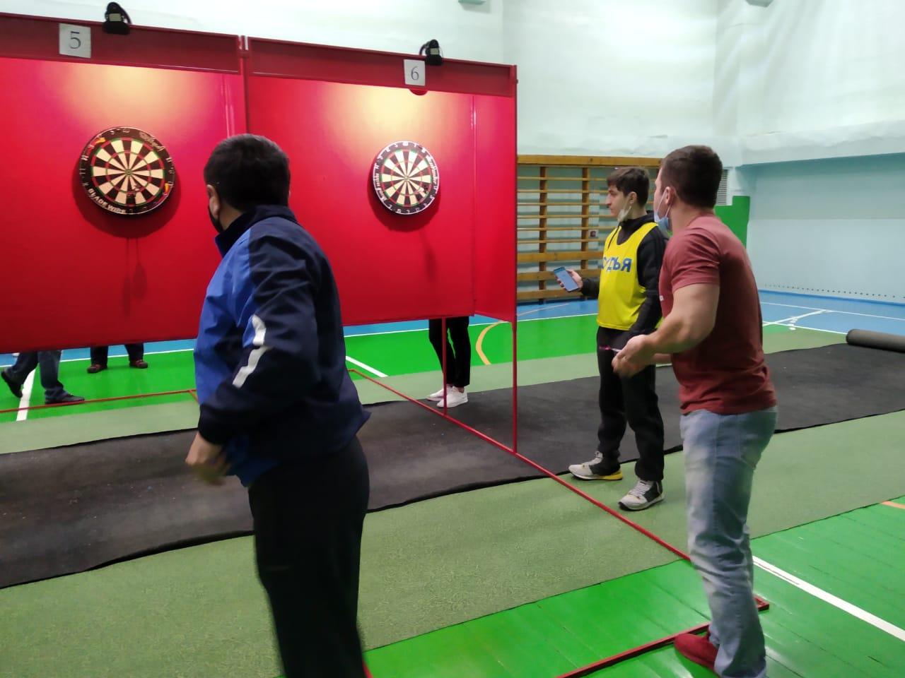 Спортсмены из Михайлово-Ярцевского провели этап подготовки к соревнованиям